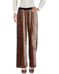 Soho De Luxe - Casual Trousers - Lyst