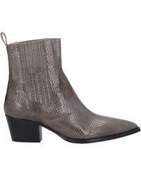 Maliparmi Ankle Boots - Multicolour