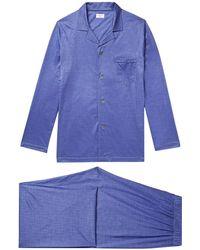 Derek Rose Pijama - Azul