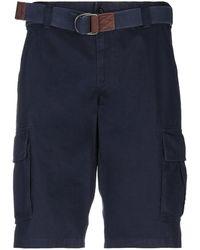 GANT - Bermuda Shorts - Lyst