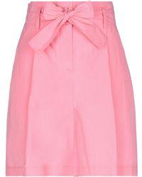 Ottod'Ame Bermudashorts - Pink