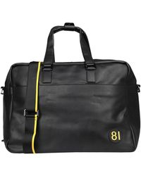 Cerruti 1881 Duffel Bags - Black