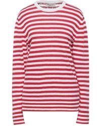 Brian Dales Pullover - Rojo