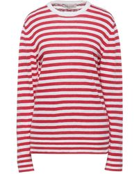Brian Dales Pullover - Rot