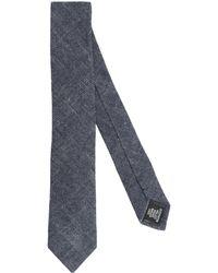 Paolo Pecora Tie - Blue