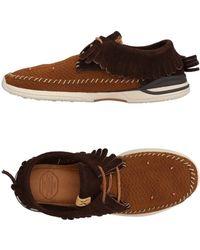 Visvim Sneakers & Tennis basses - Marron