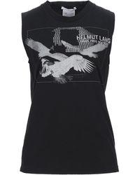 Helmut Lang T-shirt - Noir