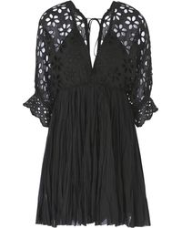 Free People Short Dress - Black