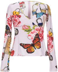 Dolce & Gabbana - Blouse - Lyst