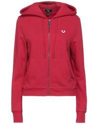 True Religion Sweat-shirt - Rouge