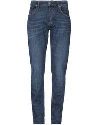 Versace Denim Trousers - Blue