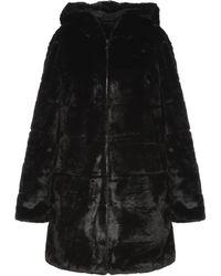 ONLY Faux Fur - Black