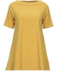 Motel T-shirt - Yellow