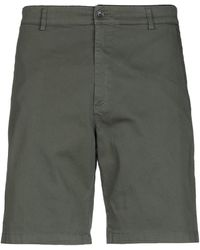 Department 5 Bermuda Shorts - Green