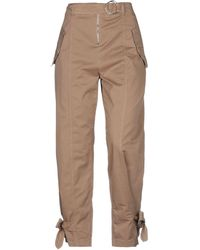 Pinko Casual Pants - Natural