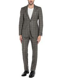 Tombolini Suit - Brown