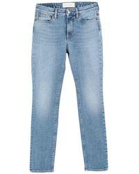 Jeanerica Pantalon en jean - Bleu