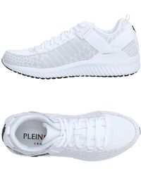 Philipp Plein Low-tops & Trainers - White