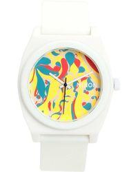 Nixon Reloj de pulsera - Blanco