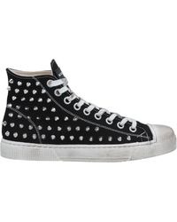 METAL GIENCHI High-tops & Trainers - Black