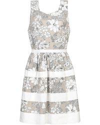 Nolita Knee-length Dress - Multicolour
