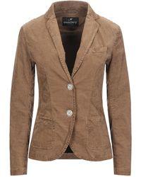 Mason's Suit Jacket - Brown