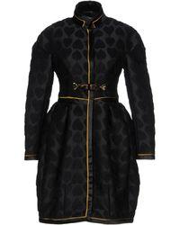 AQUILANO.RIMONDI - Overcoat - Lyst