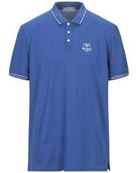 Nero Giardini Polo Shirt - Blue