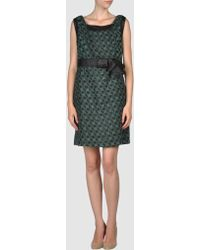 Alice San Diego - Short Dress - Lyst