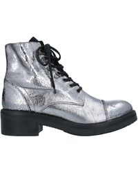 Mally Ankle Boots - Metallic