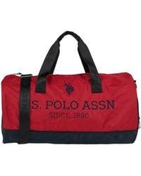 U.S. POLO ASSN. Borsone - Rosso