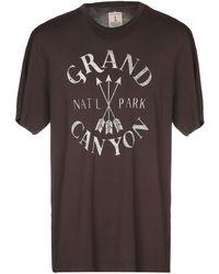 Tailgate T-shirt - Brown
