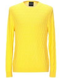 Relive Sweater - Yellow