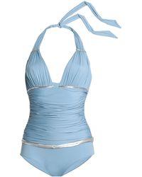 La Perla One-piece Swimsuit - Blue