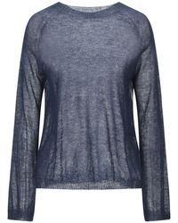 Attic And Barn Pullover - Blau