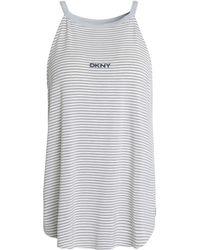 DKNY - Sleeveless Undershirt - Lyst