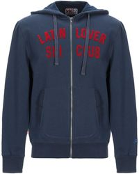 Mc2 Saint Barth Sweatshirt - Blau