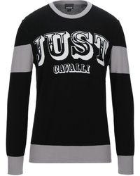 Just Cavalli Jumper - Black