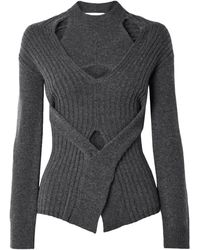Dion Lee Pullover - Gris