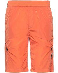 C.P. Company Bermudashorts - Orange