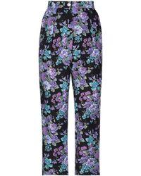 A.m. Trouser - Purple
