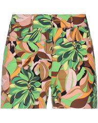 Attic And Barn Shorts & Bermudashorts - Grün