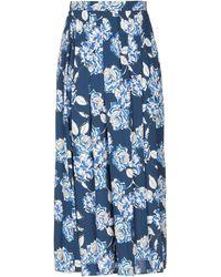Saucony Long Skirt - Blue