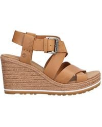 Timberland Sandals - Brown