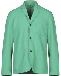 Societe Anonyme Suit Jacket - Green