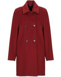 Schneiders Manteau long - Rouge