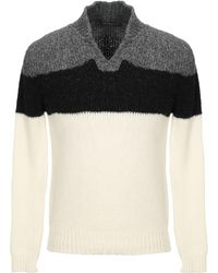 Brian Dales Pullover - Blanc