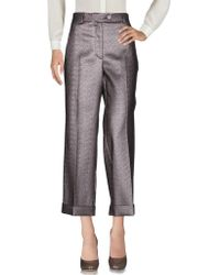 Mauro Grifoni Trousers - Pink