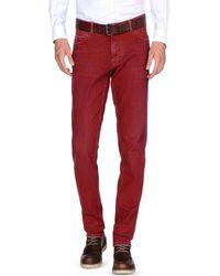 Napapijri Pantalones vaqueros - Rojo