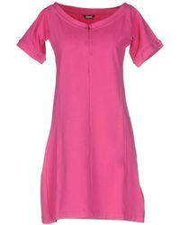 Colmar Short Dress - Pink